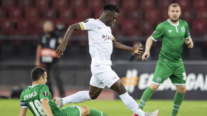 Football - Europa League: Le FC Zurich s'impose 1 à 0 face à Ludogorets