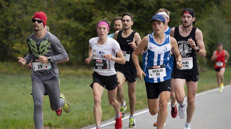 Athlétisme - Course Morat-Fribourg: succès des Romands Tadesse Abraham et Maude Mathys