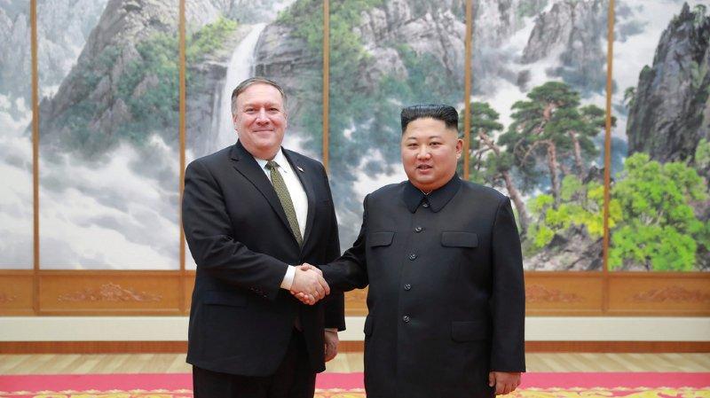 Corée du Nord: Kim va autoriser des inspecteurs internationaux sur son site nucléaire démantelé