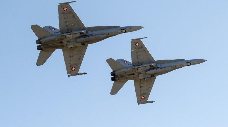 Armée: la police de l'air sera opérationnelle dès 2019 de 6 h à 22 h, puis 24 h sur 24 dès 2020