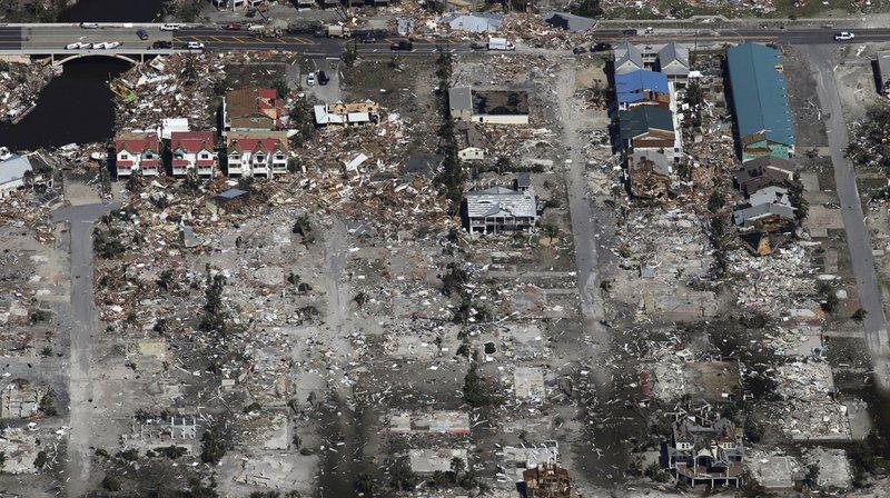 Etats-Unis: l'ouragan Michael a ravagé la Floride, la Virginie et la Caroline du Nord, le bilan s'élève à 11 morts