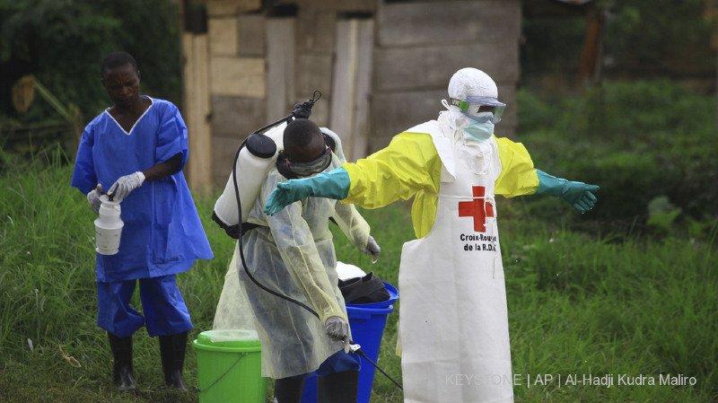 Santé: un nouvelle épidémie d'Ebola signalée en République Démocratique du Congo