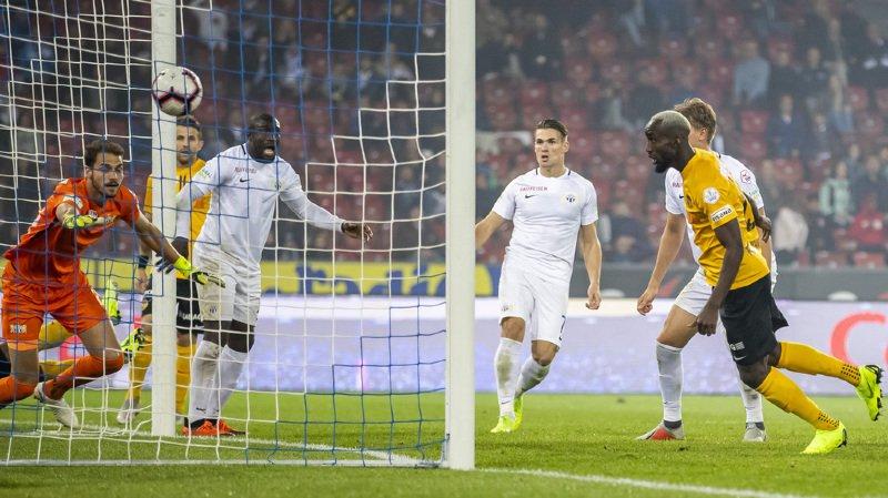 Grâce à un Hoarau encore décisif, Young Boys a arraché un nul 3-3 à Zurich.