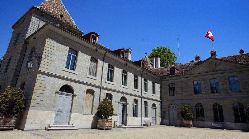 Morges, Chillon, Grandson ou Gruyères...les châteaux suisses ouvrent leurs portes ce dimanche