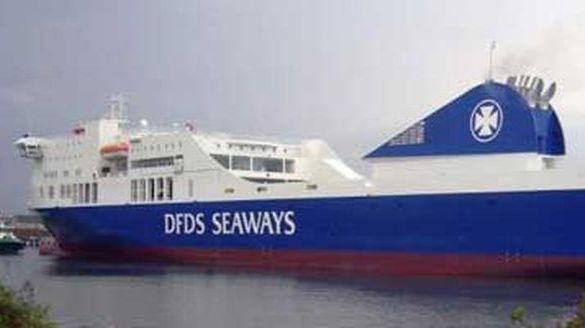 Mer Baltique: incendie sur un ferry avec 335 personnes à bord