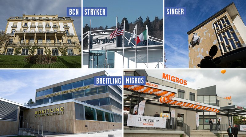 Climat: cinq entreprises, bons élèves neuchâtelois