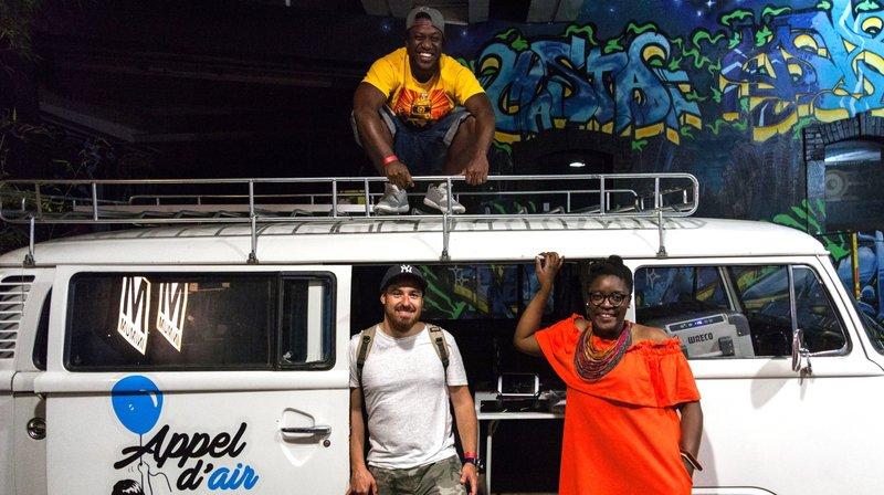 Le groupe neuchâtelois de hip-hop Quartier Bon Son s'engage dans la prévention du suicide.