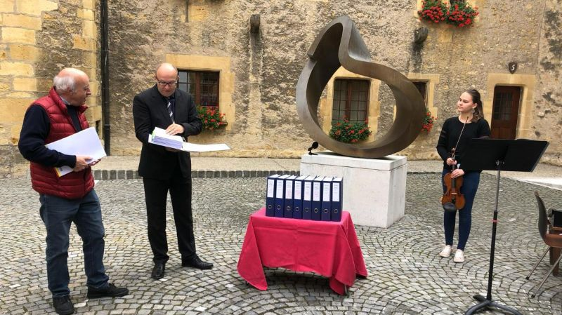 Initiative pour sauver la Haute Ecole de musique de Neuchâtel déposée