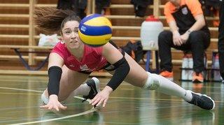 Volleyball: première défaite de la saison pour le NUC à Guin