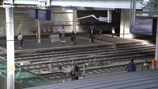Le trafic ferroviaire est complètement bloqué à Berne