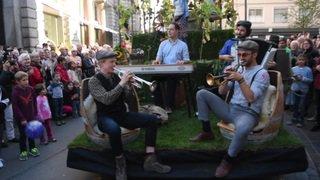 La Fête des vignerons fait son show à l'Olma de St-Gall