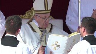 Le Pape fait l'éloge des nouveaux saints Oscar Romero et Paul VI