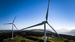 Energie: les éoliennes contribuent au réchauffement climatique