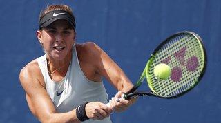 Tennis - Luxembourg: première demi-finale pour Belinda Bencic depuis plus de deux ans