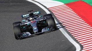 Formule 1 - Grand Prix du Japon: Lewis Hamilton l'emporte et se rapproche du titre mondial