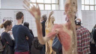 "Vaud: Lausanne interdit ""Real Human Bodies"", l'exposition de cadavres humains"