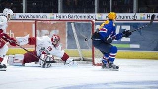 Hockey sur glace: cinquième défaite consécutive du LHC en championnat