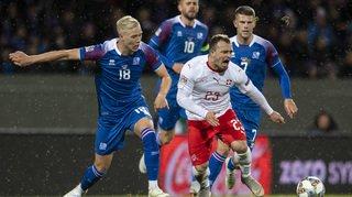 Football - Ligue des nations: la Suisse s'impose face à l'Islande