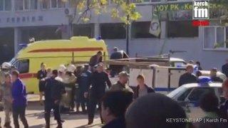 Crimée: au moins 13 morts dans une attaque terroriste visant une école