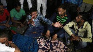 Inde: au moins 50 morts dans un accident de train dans l'État du Pendjab