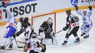 Hockey – Coupe de Suisse: Zoug s'impose 4-3 face à Lugano en huitièmes de finale