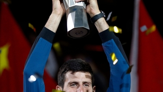 Rien n'arrête Novak Djokovic