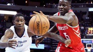 Les trajectoires opposées des Suisses de NBA