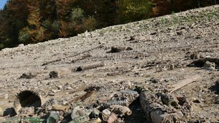 Le Doubs purgé de ses déchets? Impossible...