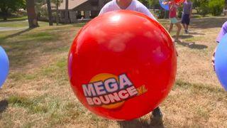 Rappel de la balle géante «Mega Bounce XL», vendue chez Otto's et King Jouet
