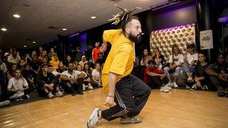 Grosse ambiance hip-hop au Lobby bar de Neuchâtel