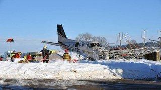 La Chaux-de-Fonds: le Tribunal fédéral admet le recours du pilote accidenté aux Eplatures en 2010