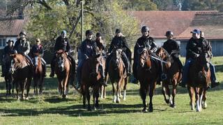 Plus de 500 cavaliers pour le 15e Equi Trail des Franches-Montagnes