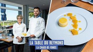 Au Gault&Millau 2019: la déclinaison d'oranges de la Table du Reymond