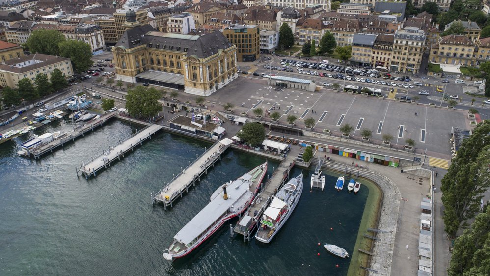 L'association Alentours place du port se plaint du volume sonore des animations estivales à Neuchâtel.