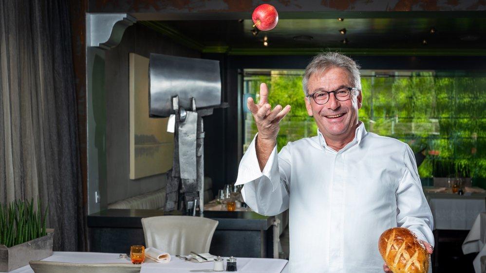 Une pomme et du pain, le bon plan de Claude Frôté pour le quatre-heures.