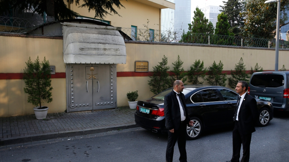 L'Allemagne a décidé de suspendre l'exportation d'armes à destination de l'Arabie saoudite tant que la lumière n'aura pas été faite sur l'assassinat du journaliste Jamal Khashoggi, au consulat saoudien à Istanbul (photo).