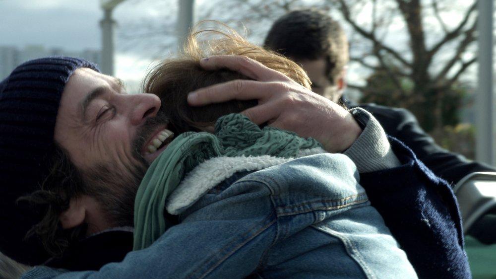 Olivier (Romain Duris) tente de devenir un père...