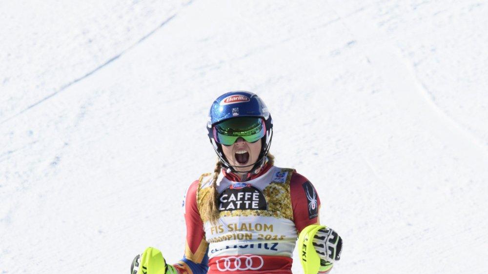 Spécialiste du slalom, la native du Colorado espère afficher une plus grande constance.