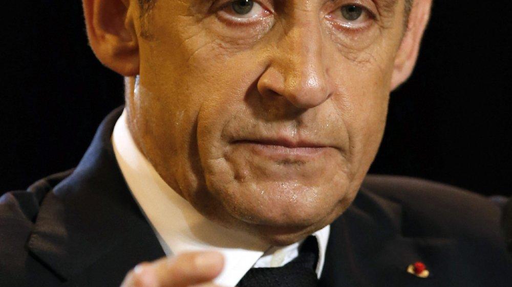 Nicolas Sarkozy est soupçonné de «financement illégal de campagne électorale».
