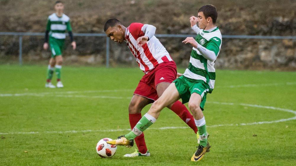 Les Colombinois (en rouge) ont fait de la Coupe leur objectif prioritaire de la saison.