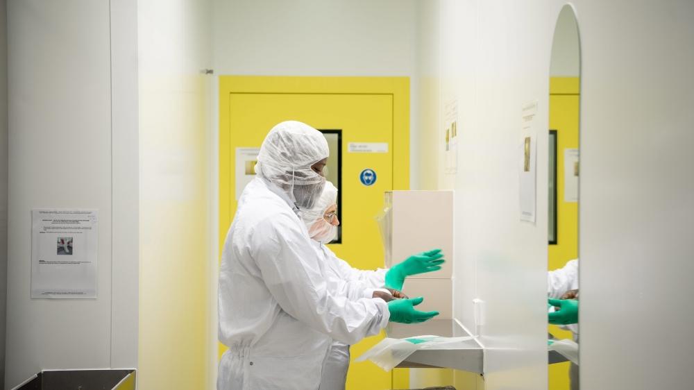 De nombreuses sociétés actives dans la pharma, en Suisse, sont des leaders mondiaux dans leur secteur d'activité.