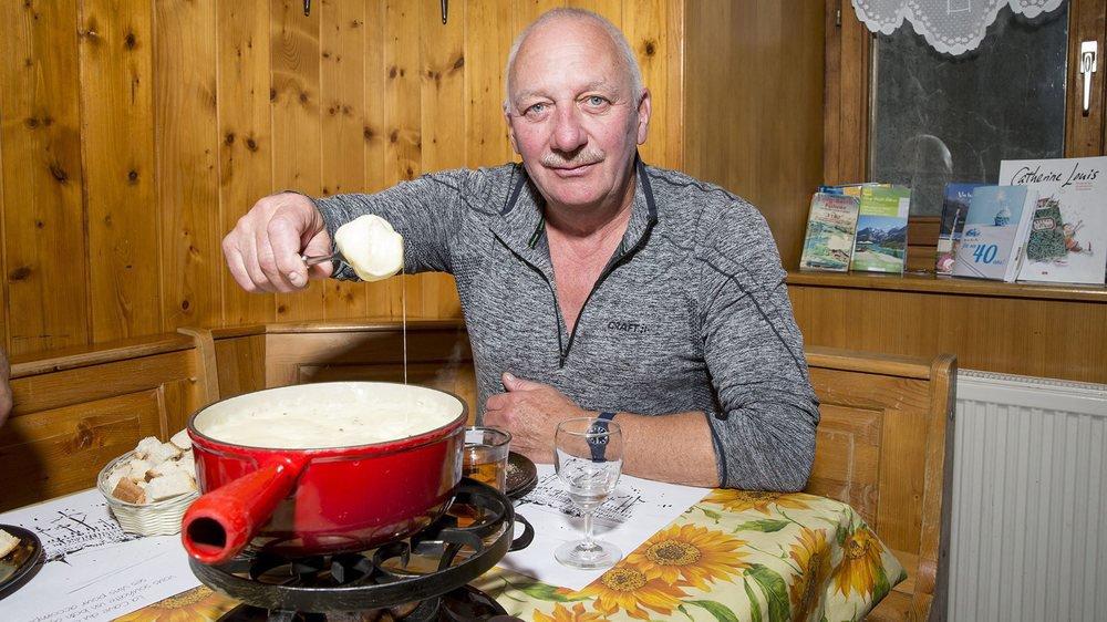 L'ex-Monsieur Energie de la Ville de La Chaux-de-Fonds a opté pour une fondue à la buvette du Maillard.