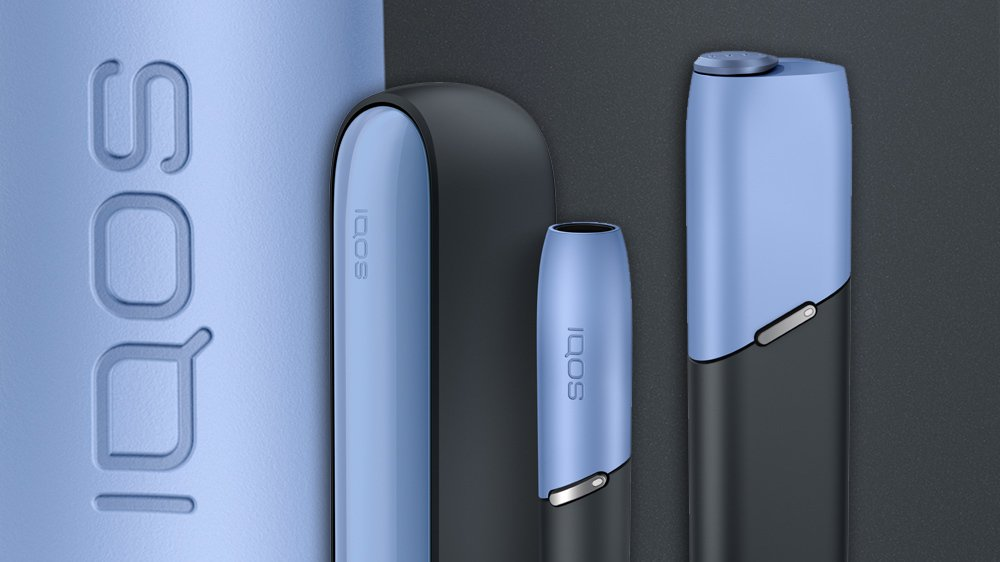 Les produits de la gamme iQos 3 entièrement imaginés et conçus à Neuchâtel.