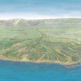 La plaine de l'Areuse lors des derniers 11'000 ans