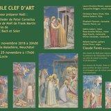 Concerts Clef d'Art, pour préparer Noël