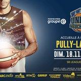 8ème journée de championnat de LNA de basket