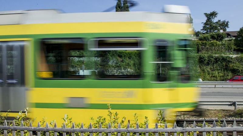Huit millions pour changer les rames du Littorail neuchâtelois