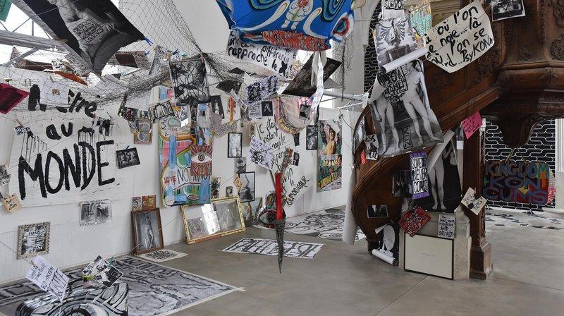 Le Noirmont: les expositions de La Nef dérangeaient trop