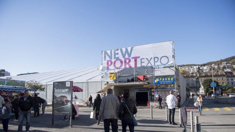 Neuchâtel: New Port Expo ne fait pas l'unanimité auprès des exposants