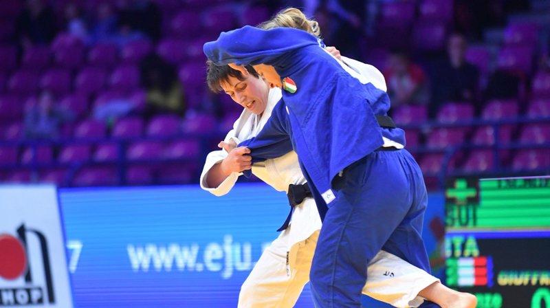 Evelyne Tschopp (en blanc) a validé sa participation aux World Masters.
